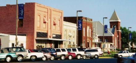 Historic Downtown Herington