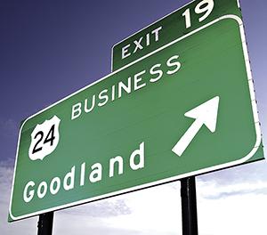 Goodland Exit 19