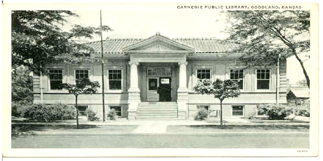 Goodland Carnegie Library